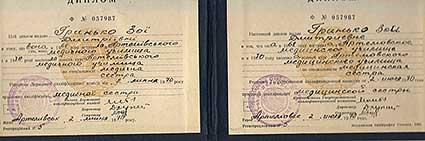Сайт Артёмовского городского совета Новая версия сайта  Диплом медицинского училища